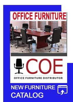 COE New Office Furniture Catalog